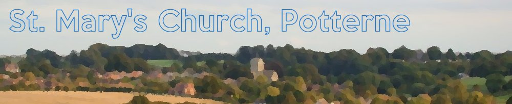 St. Mary's web site banner